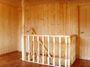 Обшивка стен вагонкой